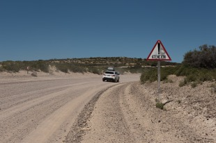 Ruta 40 na Argentina