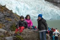 Geleira Balmaceda - Puerto Natales