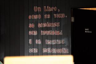 Mesmo bar em EL Calafate
