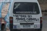 Estacionamento em Torres Del Paine