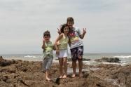 Caio, Sofia e Felipe