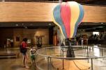 Lu e Caio, Museu interativo Mirador, Santiago do Chile