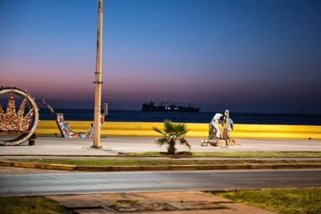 beira mar, Anfofagasta, Chile