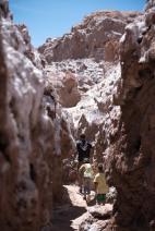 Entrando na caverna