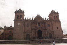 Igreja matriz - Cusco