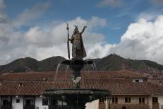 Plaza de armas -Cusco