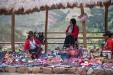 Mercado em Pisac
