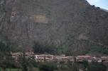 Ruínas de Ollantaytambo