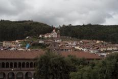 Vista de Cusco - Plaza das Armas