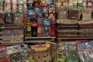 Mercado Central de San Pedro - Cusco