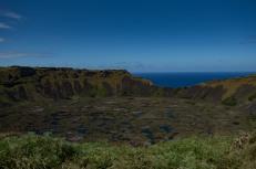 Cratera Vulcão Rano Kau