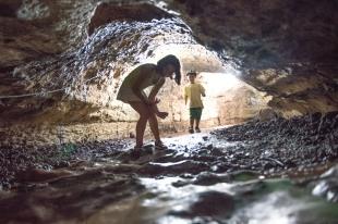 Túnel de Lava