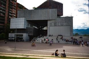 Museu de Arte Moderna - Medellin