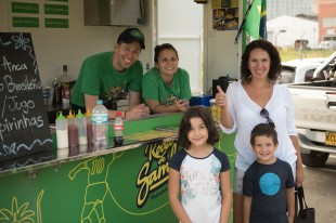 Food Truck Roda de Samba