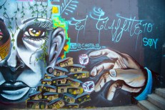 Comuna 13 - Medellin