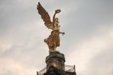 Anjo da Independência - Passeo de La Reforma