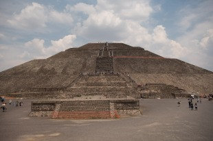 Pirâmide do Sol - Teotihuacan