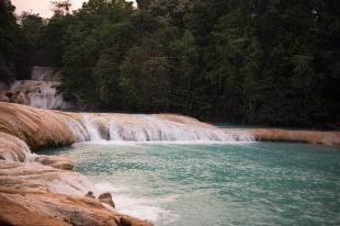 Cascata Água Azul