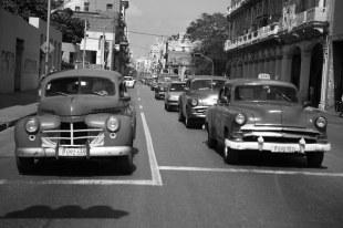 Os carros clássicos de Havana