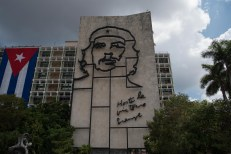 Che na Praça da Revolução