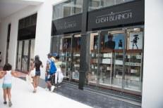 Centro comercial de luxo