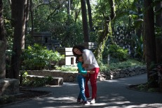 Museu de Antropologia - jardim