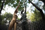 Esculturas de Dali - Passeo de La Reforma