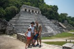 Ruínas de Palenque