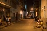 Rua do centro de Havana