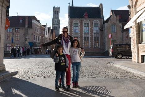 Centro histórico de bruxelas