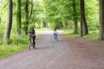 De bicicleta em Bruges