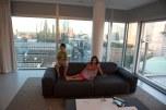Roterdã - Nosso apartamento
