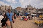 Praia em Haia