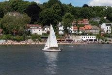 Navegando no Elba