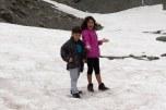 Susten Pass - com neve mesmo no verão !!