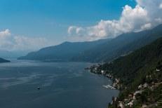 Vista do Lago Maggiore