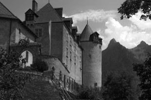 Castelo em Gruyère