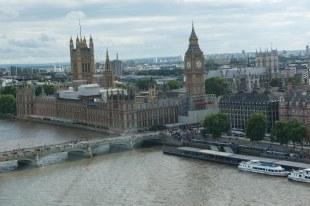 Big Ben e Westminster Palace