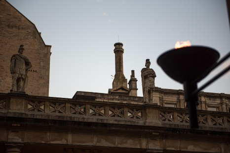 Termas Romanas em Bath