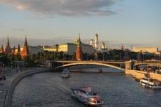Vista do Rio Moscva