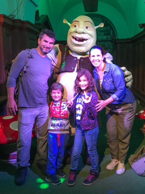 Tour Shrek's Adventure