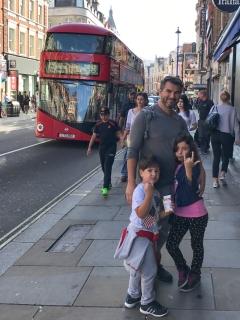 Pelas ruas de Piccadilly Circus