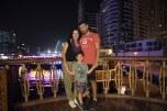 Jantar na Dubai Marina