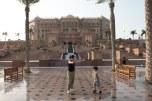 Emirates Palace Hotel 8 estrelas em Abu Dhabi