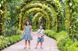 Meus amores no Jardim Botânico