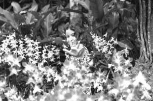 Princesa Sofia no Jardim Botânico