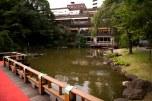 Pelos jardins de Tokyo