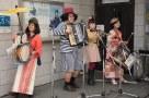 Promoção da rádio em Kamakura