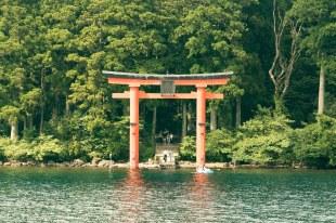 Torii no Parque Fuji - Hakone - Izu