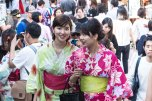 Meninas de Kimono em Kyoto